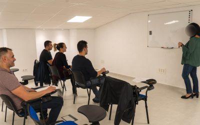 Nueva aula para formación profesional
